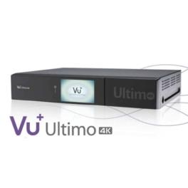 Tuner satelitarny VU+ Ultimo 4K