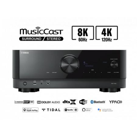 Amplituner Yamaha MusicCast RX-V4A